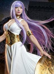 史上最性感爆乳雅典娜cosplay图片