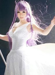 性感优雅战争女神雅典娜真人唯美cos秀