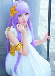 圣斗士雅典娜cosplay高清美图欣赏
