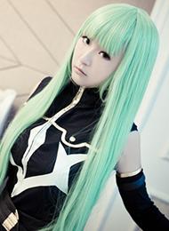 高冷美女cosplay福利图片
