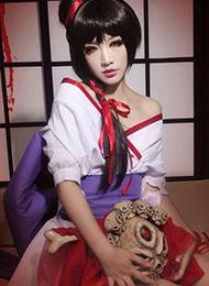 美女狐妖cosplay图片性感无限
