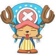 海贼王超萌可爱的乔巴卡通头像图片