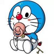 超萌可愛的卡通人物含奶嘴頭像圖片