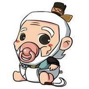 葫芦娃动漫慈祥的爷爷人物头像图片