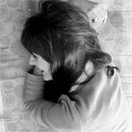 欧美黑白个性情侣微信头像一左一右图片