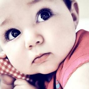 卡哇伊可爱的欧美小孩qq头像图片