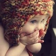 超可爱的欧美萌小孩微信头像图片