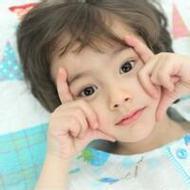 超萌可爱的欧美小孩微信头像图片