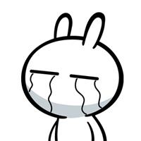 兔斯基經典可愛表情包qq頭像圖片