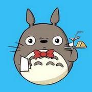 动漫可爱的龙猫qq卡通动物头像图片