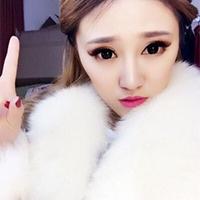 精致妆容的韩国美女陌陌qq头像大全
