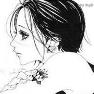 手绘唯美动漫女孩qq卡通诟谇头像图片