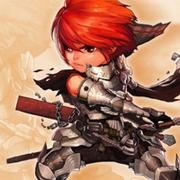 Q版炫酷的3D游戏人物qq卡通头像图片