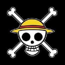 精选海贼王草帽骷髅头标志头像图片