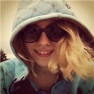 潮流時尚的qq歐美女生頭像圖片