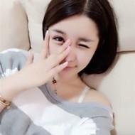 韩范儿的小清新美女自拍qq头像图片