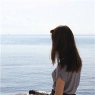 意境唯美的女生背影簡單qq頭像圖片