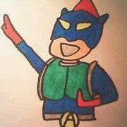 蠟筆小新的動漫角色動感超人頭像圖片