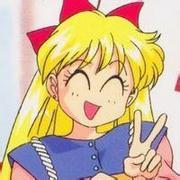 美少女战士动画美女经典表情头像图片