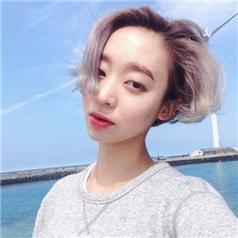 时尚靓丽的qq小清新女生头像图片