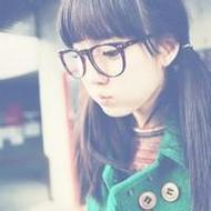 带眼镜框的qq时尚非主流人物头像图片