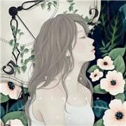 韩国插画家手绘卡通女生唯美头像图片