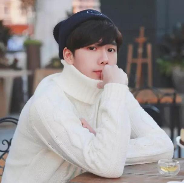 韩国小清新帅哥qq时尚潮流头像图片