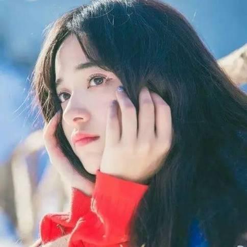 韩系清纯文艺女生唯美贴吧头像图片