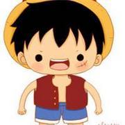 超萌可愛的q版海賊王卡通頭像圖片