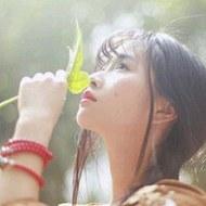 侧脸好看的森系女生qq唯美头像图片