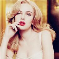 欧美性感红唇美女qq霸气头像图片