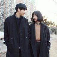 韩系范儿的唯美个性qq情侣头像大全