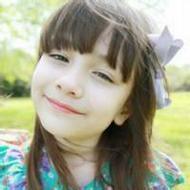 小清新甜美可愛qq小女孩頭像圖片