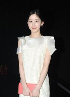 奶茶妹妹章澤天與林志玲同臺比美