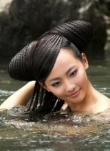 美人如畫激情劇照 杜淳偷窺張嘉倪洗澡