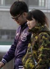 杜海涛与前女友李若曦甜蜜照