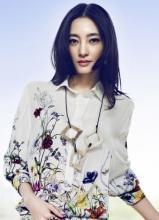 王丽坤时尚写真 素颜女神的绝美诱惑