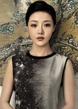 邓家佳复古写真 归结中国古典风