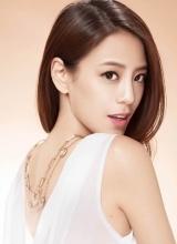 江语晨甜美写真 温柔知性展女人味