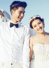 袁成杰携妻远赴马尔代夫 拍摄浪漫唯美婚纱照