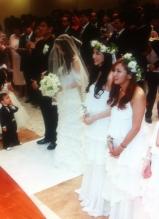范范黑人结婚两周年纪念日微博晒婚礼照片