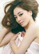 韓藝瑟女神寫真 妝容粉嫩優雅且性感