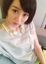 姜妍生活自拍照