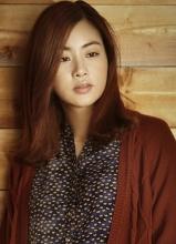 元彬姜素拉休闲品牌2012冬季服装画报拍摄