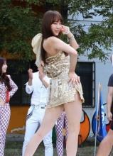 跑男偶像总动员 刘在石与girlsday性感热舞