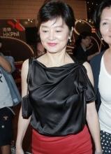 林青霞現身劉曉慶話劇 91歲楊振寧也攜妻助陣