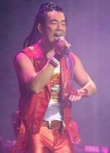 任贤齐举行上海演唱会 霸气开唱引爆现场