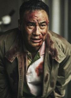 《杀破狼2》高清剧照 众硬汉强力来袭