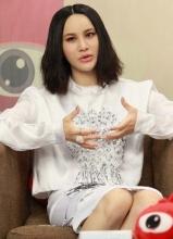 尚雯婕时尚造型亮相宣传新专辑