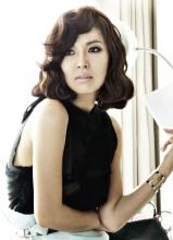 金素妍时尚广告杂志照